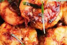 Prawn/Shrimp dishes