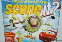 Scene It ? DVD Board Games