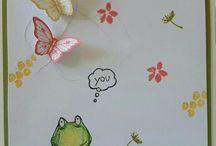 Love You Lots / Stamp Set Stampin' Up