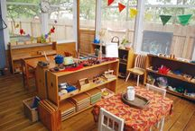 Montessori Classroom Setting