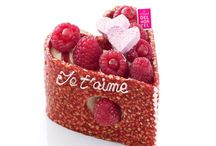 Valentine pastries