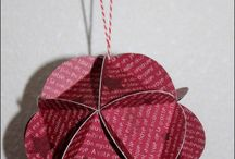 Origami / Boules