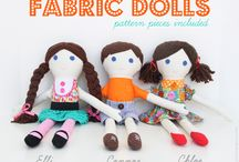 sew - toys, etc. / by Ruth Myers