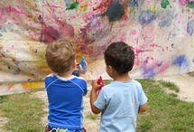 Preschool Summer Camp / by Trisha Cooper