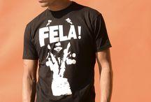 Fela Men's Tees
