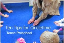 Circle Time Ideas / by Audrey Bailey-Burton