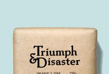 Triumph & Disaster / Mens Grooming Products Not Tested on Animals