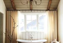 @Dan Rustic/Cottage Bathroom / by Kayla Dietz