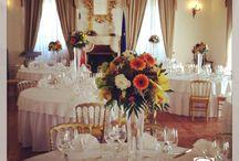 Presidential dinner at the Auberge de Castille