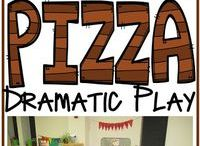 Dramatic play / In clasroom