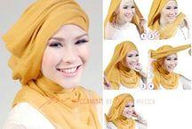 Hijab ke Acara Spesial