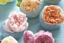 Floral Inspiration / Flowers, flowers and more flowers
