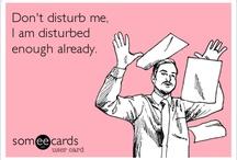 Dont disturb