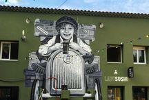 Al Sticking / Street Artiste