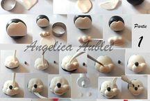 figurky z marcipanu