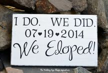To wed or not to wed...