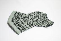 latvian mittens / by Ilze Apine-Barkāne