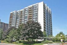 ENNISCLARE l / BRONTE VILLAGE - 2175 - 2185 Marine Drive, Oakville, Ontario, Canada $450 - $750