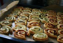 Hamur isleri / Ekmek, borek lahmacun vs
