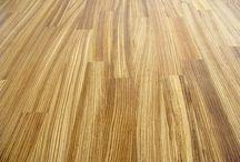 ZEBRANO - MASIVNÍ PODLAHA - REALIZACE / realizace masivní podlahy z dřeviny Zebrano  http://www.podlahy-rozsafny.cz/
