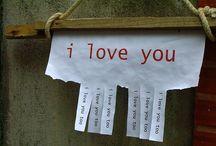 i <3 love you / by Kailey Deal ʚϊɞ