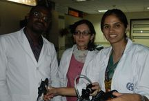Laparoscopic Surgery Training July 2013