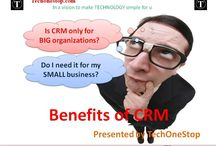 Does small business need any CRM? Benefits of CRM?