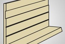XtremeTrim® Horizontal Reveal / XtremeTrim® is available in standard primed (ready to paint), color match, and anodized finishes. Unless otherwise specified all XtremeTrim® products are provided in primed, ready-to-paint finish.
