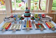Kids party inspo / Looking for ideas for my little girls fourth birthday party