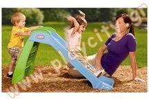 Παιδικές Τσουλήθρες / Πλαστικές παιδικές τσουλήθρες σε πολλά μεγέθη και χρώματα