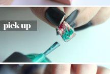 Nechty / DIY nápady na nechty