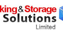 We Promote: Racking and Storage Solutions LTD / Here at Racking & Storage Solutions Ltd, our aim is to provide you with the space saving solutions you require at affordable prices. With over 20 years of experience we have been competently supplying our range of racking and storage solutions which includes boltless shelving, industrial racking and other solutions to businesses throughout the UK. You can rest assured that you are in safe hands with us. http://www.rackingstoragesolutions.co.uk