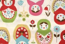 Fabric to scream for / by Kimberly Murray-Patel