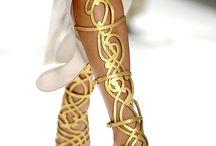 Golden walk....