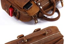 leather briefcase laptop bags
