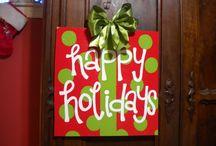 Holiday Hooplah! / by Laura Runco
