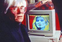 Warhol inedito: le prime sperimentazioni digitali con Amiga / Una mostra documentario a Milano  Milano, DEODATO ARTE  22 Ottobre 2015 - 21 Novembre 2015 Inaugurazione Mer 21 Ott h18:30