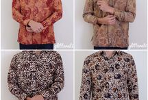 Glitterati.id collections / You cant never go wrong with batik @glitterati.id