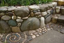 Rocks and pebbles / by Sharie O. Burris