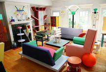 Postmodern interior