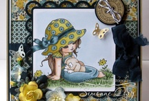 Whimsy Stamps cards I {heart}