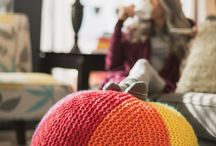 Home Decor Knitting Patterns / Knitting patterns to enhance your home.