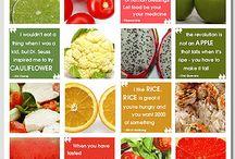 Food/Health Quotables