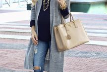 How to dress the bump