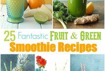 juicing/smoothies