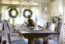 Dining Room ideas  / by Leanne Guzzardo