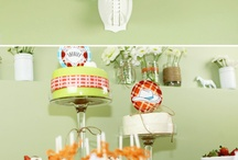 cowboy/cowgirl party ideas / by Mary Rayfield