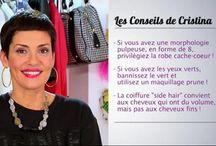 Conseil Christina Cordula / Conseils Christina
