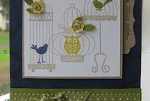 Cards - Aviary