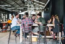 A Brewery / Australians love out artisan beers and you'll find incredible  breweries right around the country.  Long afternoons, beer and mates - what more could you ask for?